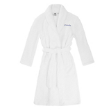 Kashwere Shawl Collared Robe w/ Journelle Logo