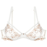 L'Agent Lusina Non-Padded Plunge Bra