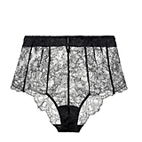 La Perla Tearose High Waist Brief
