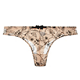 Lou Trait D'Ivresse Thong