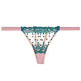 Mimi Holliday Rose Hipster Thong