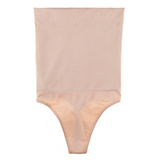Nearly Nude Ultra-Firming Seamless High Waist thong