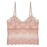 Only Hearts So Fine with Lace Cami