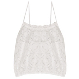 Only Hearts Lisbon Lace Crop Blouson Cami