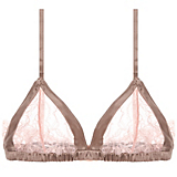 Samantha Chang French Leavers Lace Victoria Bralette