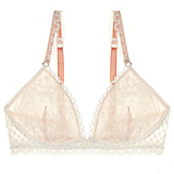 Stella McCartney Molly Inspiring Demi Bra
