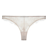 Stella McCartney Stella Smooth & Lace Thong