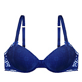 Stella McCartney Camille Dashing Contour Plunge Bra
