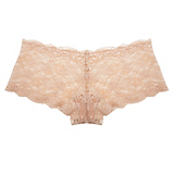 The Little Bra Company Lucia boyshort(Nude, M)