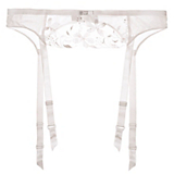 Triumph Sexy Angel Spotlight Suspender Belt